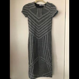 3 dots sweater dress